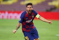 Barca đe dọa PSG nhờ Messi là vua vòng 1/8 Champions League
