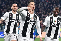 Ronaldo là vua ghi bàn vòng loại trực tiếp Champions League