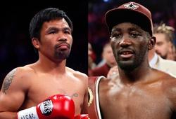 Manny Pacquiao muốn 40 triệu USD để thượng đài với Terence Crawford
