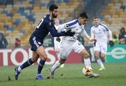 Kết quả Dynamo Kyiv vs Club Brugge, bóng đá cúp C2 hôm nay 18/2