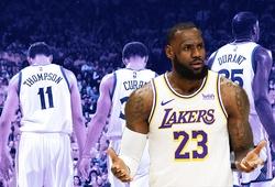 LeBron James phát biểu đầy bất ngờ về big-3 của Brooklyn Nets: Mọi người đã quên Warriors rồi sao?