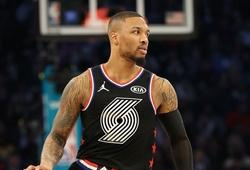 CHÍNH THỨC: Damian Lillard là cầu thủ đầu tiên dự NBA All-Star 2021