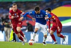 Lịch trực tiếp Bóng đá TV hôm nay 20/2: Liverpool vs Everton