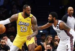 Nhận định NBA: Brooklyn Nets vs Los Angeles Lakers (Ngày 19/2 10h00)