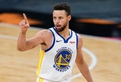 """Stephen Curry và chuỗi trận lịch sử sánh vai Michael Jordan: """"Tôi chưa từng thấy điều này trong lịch sử"""""""
