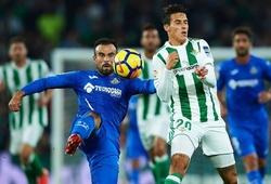 Nhận định Real Betis vs Getafe, 3h ngày 20/02, VĐQG Tây Ban Nha