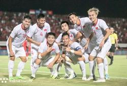BXH FIFA tháng 1: ĐT Việt Nam giữ vững vị trí số 1 Đông Nam Á