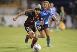 Trực tiếp nữ Western Sydney Wanderers vs Perth Glory, bóng đá Úc hôm nay 18/2