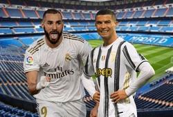 Ronaldo ghi bàn kém Benzema nếu bỏ sút phạt đền