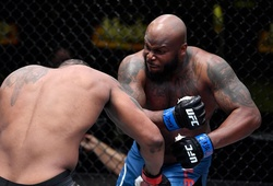 Derrick Lewis hạ knockout Curtis Blaydes: Vỏn vẹn 7 đấm, lập kỉ lục mới UFC