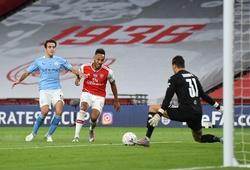 Đội hình ra sân Arsenal vs Man City tối nay 21/2: Aubameyang đá chính