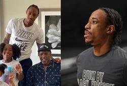 Bố của DeMar DeRozan, ngôi sao San Antonio Spurs qua đời: Cả cộng đồng NBA thương tiếc