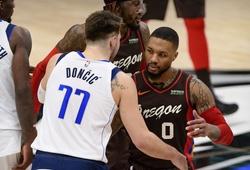 Damian Lillard nói gì khi bị Luka Doncic chiếm chỗ tại NBA All-Star?