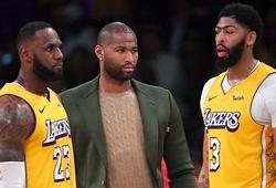 DeMarcus Cousins lại chuẩn bị… thất nghiệp: Ngày tái ngộ Lakers đến gần?
