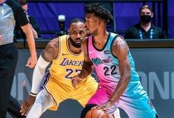 Gục ngã trước Miami, LA Lakers nhận thất bại thứ 3 trong 4 trận