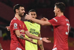Xem lại bóng đá Ngoại hạng Anh đêm qua: MU vs Newcastle