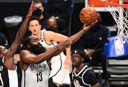 Thắng sát nút LA Clippers, Brooklyn Nets khép lại chuỗi trận lịch sử