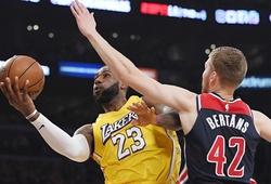 Nhận định NBA: Washington Wizards vs Los Angeles Lakers (Ngày 23/2 10h00)