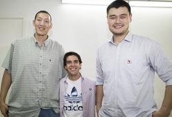 Chàng cầu thủ cao nhất lịch sử bóng rổ thế giới và sứ mệnh kế thừa Yao Ming