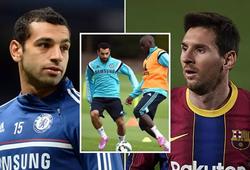 Salah có chất lượng như Messi khi trên sân tập Chelsea