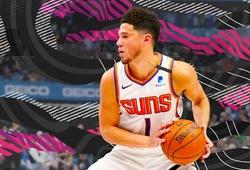 Devin Booker và đội hình hụt NBA All-Star Game 2021 đầy nuối tiếc