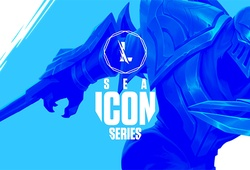 Lịch thi đấu Tốc Chiến Icon Series SEA khu vực Việt Nam