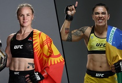 """Bullet"" Valentina Shevchenko bảo vệ đai trước Jessica Andrade tại UFC 261"