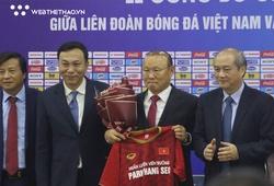 VFF đừng lo, ông Park Hang Seo chắc chắn gia hạn hợp đồng!
