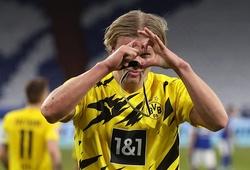 Dortmund hét giá bán Haaland gấp đôi mức giải phóng hợp đồng