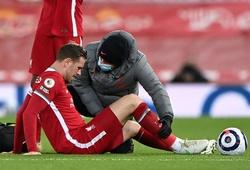 Tin bóng đá hôm nay mới nhất 26/2: Liverpool nhận tin buồn về Henderson
