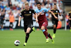 Đội hình ra sân Man City vs West Ham hôm nay 27/2: Aguero đá chính