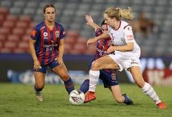 Trực tiếp nữ Newcastle Jets vs Adelaide United, bóng đá Úc hôm nay 26/2