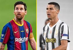 Ronaldo, Messi và các cầu thủ ghi bàn tốt nhất theo quốc gia ở Champions League