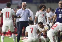 VL World Cup 2022: UAE khiến ĐT Việt Nam sốt ruột