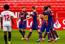 Video Highlight Sevilla vs Barca, bóng đá Tây Ban Nha hôm nay 28/2