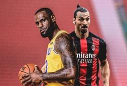 """LeBron James phản pháo Ibrahimovic: Tôi không thể im lặng trước sự sai trái"""""""