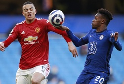 Xem lại bóng đá Ngoại hạng Anh đêm qua: Chelsea vs MU