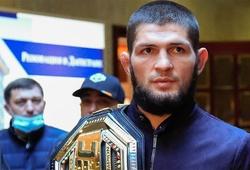 Khabib trở lại Mỹ sau 1 năm, fan kì vọng đàm phán với Dana White