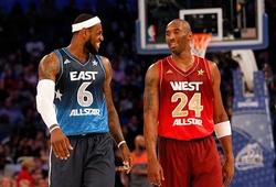 Tại sao NBA All-Star Game không còn hai đội miền Đông - miền Tây?