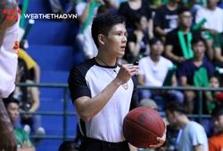 Nghịch cảnh 1 trọng tài FIBA duy nhất của bóng rổ Việt Nam
