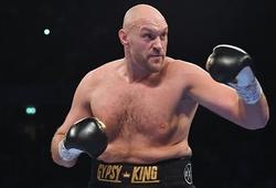 Tyson Fury đòi đánh hai trận trong năm 2021, quá trình tổ chức đấu Joshua đang gặp khó