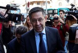 Tình tiết mới trong vụ cựu chủ tịch Barca bị bắt