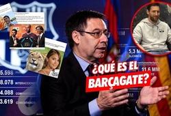 Nhân vật bí ẩn đứng sau bê bối Barcagate là đồng hương của Messi
