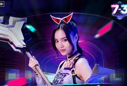 Clip Ninh Dương Lan Ngọc hóa thân thành Mina trong Liên quân Mobile