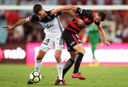 Trực tiếp Western Sydney vs Melbourne City, bóng đá Úc hôm nay 2/3