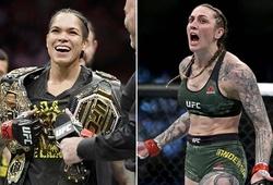 UFC 259 Amanda Nunes: Tự tin nhưng vẫn thận trọng trước Megan Anderson
