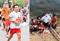 """""""Hiện tượng marathon"""" Đoàn Ngọc Hải: Mất tiền có thể làm lại được, mất sức khỏe là hết"""