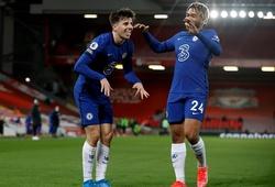 Xem lại bóng đá Ngoại hạng Anh đêm qua: Liverpool vs Chelsea