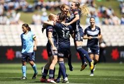 Trực tiếp nữ Melbourne Victory vs Western Sydney, bóng đá Úc hôm nay 4/3