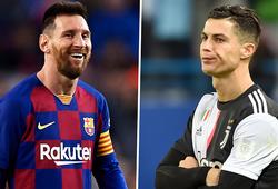 Ronaldo và Messi ghi bàn ổn định thế nào trong 13 mùa qua?